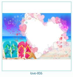 love Photo Frame 806