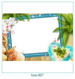 love Photo Frame 807