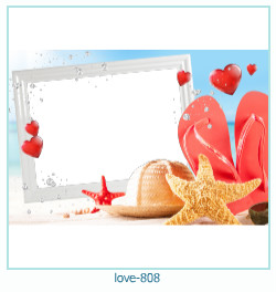 love Photo Frame 808