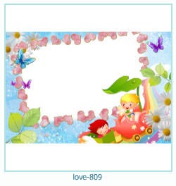 love Photo Frame 809