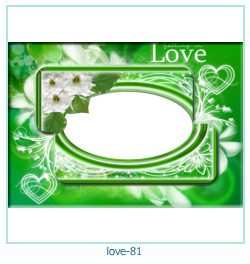 love Photo frame 81