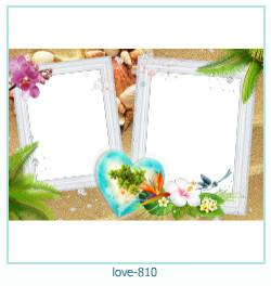 love Photo Frame 810