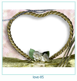 love Photo frame 85
