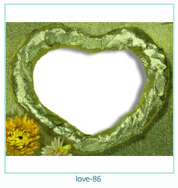 love Photo frame 86