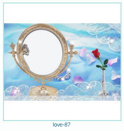 love Photo frame 87