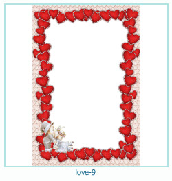 love Photo frame 9