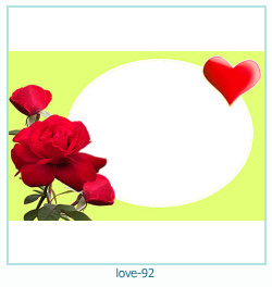 love Photo frame 92