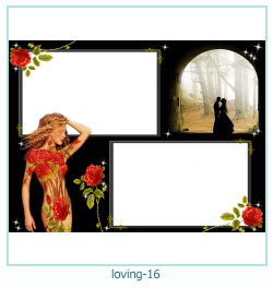 Amore Collages Frames 16