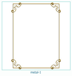 metal Photo frame 1