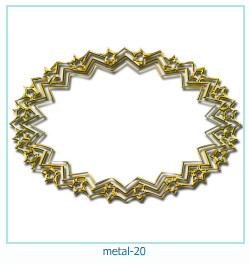 metallo Photo frame 20