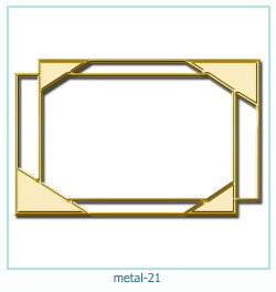 metallo Photo frame 21