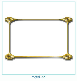 metallo Photo frame 22