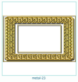 metallo Photo frame 23