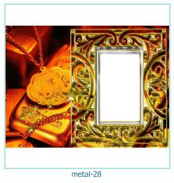 धातु फोटो फ्रेम 28