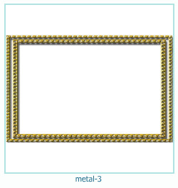 metal Photo frame 3