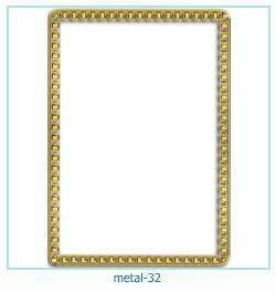 metallo Photo frame 32