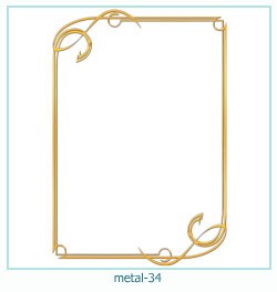 metallo Photo frame 34