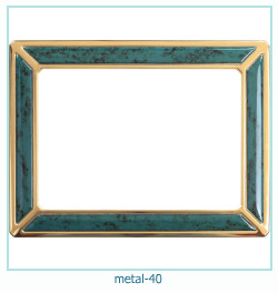 metallo Photo frame 40
