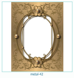 metal Photo frame 42