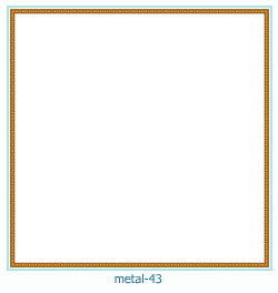 metallo Photo frame 43