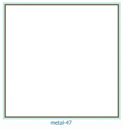 metallo Photo frame 47