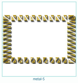 metal Photo frame 5