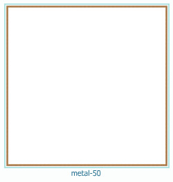 metal Photo Frame 50