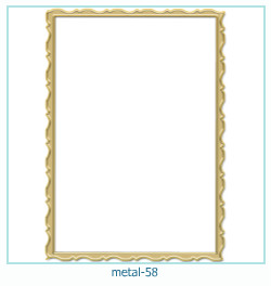 metal Photo Frame 58
