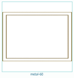 metal Photo Frame 60