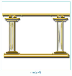 metal Photo frame 8