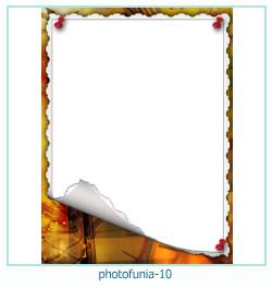 PhotoFunia Photo frame 10
