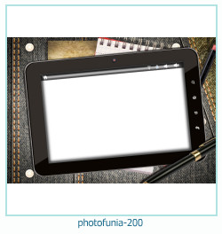 photofunia Photo frame 200