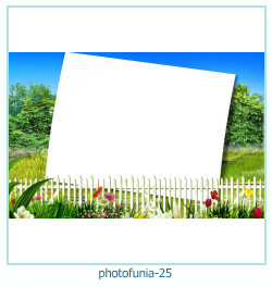 photofunia Photo frame 25