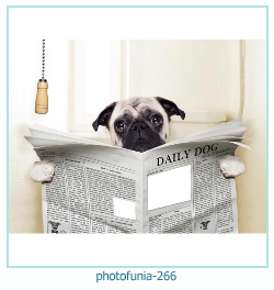 PhotoFunia Photo frame 266