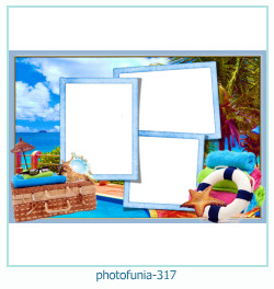 PhotoFunia Photo frame 317