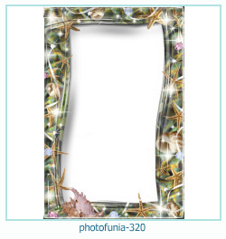 PhotoFunia Photo frame 320