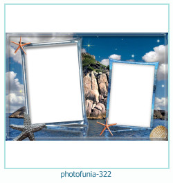 PhotoFunia Photo frame 322