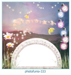 PhotoFunia Photo frame 333