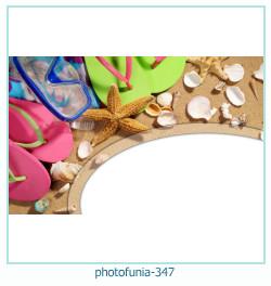 PhotoFunia Photo frame 347
