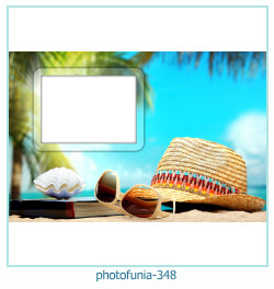 PhotoFunia Photo frame 348