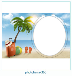 PhotoFunia Photo frame 360