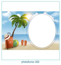 Photofunia Fotorahmen 360