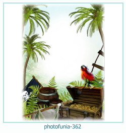 PhotoFunia Photo frame 362