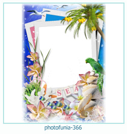 PhotoFunia Photo frame 366