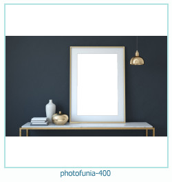 PhotoFunia Photo frame 400