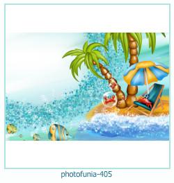 PhotoFunia Photo frame 405