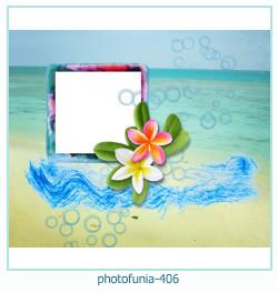 PhotoFunia Photo frame 406