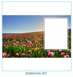 PhotoFunia Photo frame 407