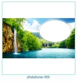 PhotoFunia Photo frame 409