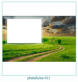 PhotoFunia Photo frame 411